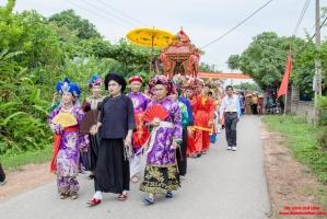 Ban Quản lý Di tích Chí Linh: Phục vụ du khách chu đáo lễ hội mùa thu năm 2018 tại đền Sinh đền Hóa