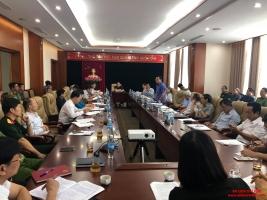 Thường trực Tỉnh ủy kiểm tra công tác chuẩn bị lễ hội mùa thu Côn Sơn - Kiếp Bạc năm 2018