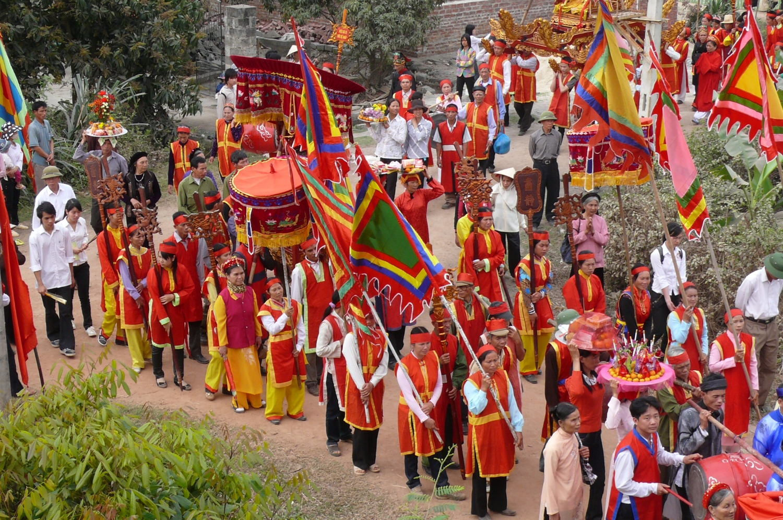 Lễ hội đền Cao (9)